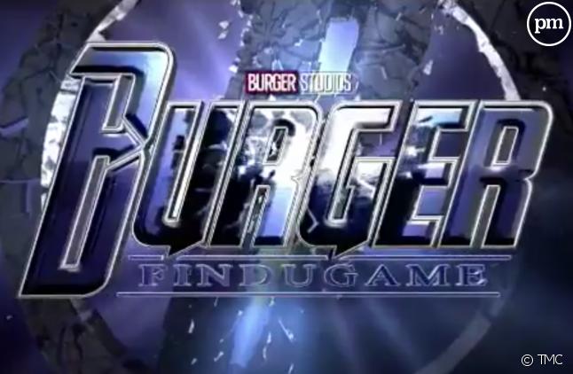 """""""Burger Quiz : Fin du Game"""", mercredi à 21h15 sur TMC"""