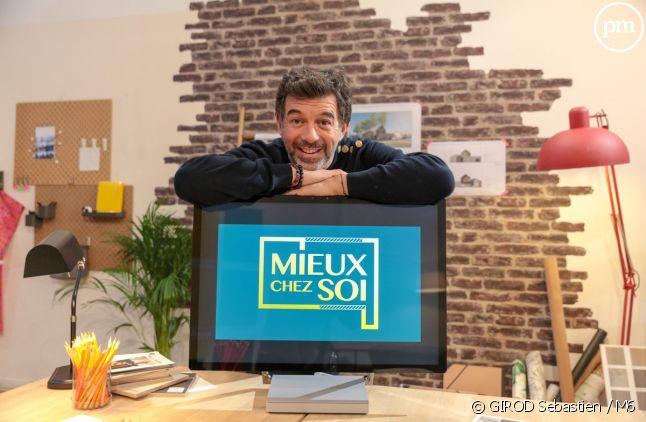Stéphane Plaza en interview sur puremedias.com.