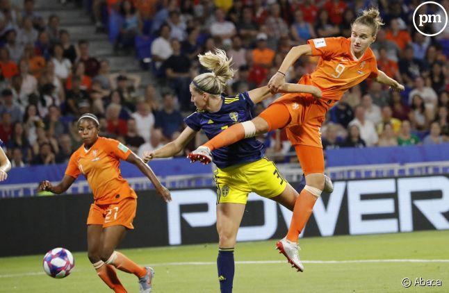 Pays-Bas/Suède, hier sur TF1