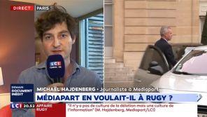 """Affaire Rugy : Un éditorialiste ordonne à un journaliste de """"Mediapart"""" de révéler ses sources en direct sur LCI"""