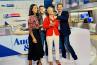 """""""Audrey & Co"""" : Frédéric Mitterrand et Zineb El Rhazoui éditorialistes dans l'émission d'Audrey Crespo-Mara sur LCI"""