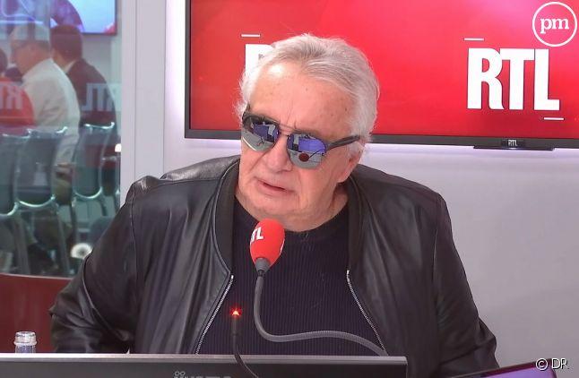 Michel Sardou sur RTL