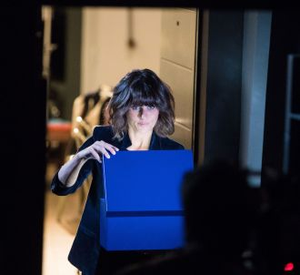 Faustine Bollaert dans 'La boîte à secrets'