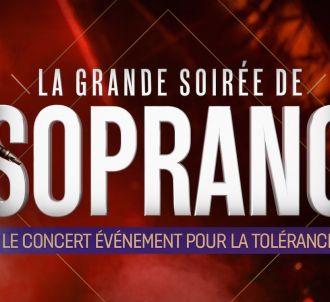 'La grande soirée de Soprano'