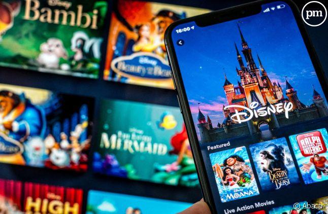 L'application Disney+ a été téléchargée plus de 3,2 millions de fois
