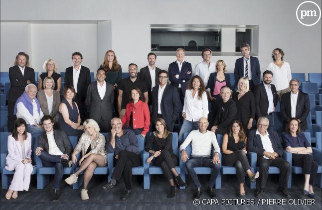 Les visages d'Europe 1 pour la saison 2019-2020