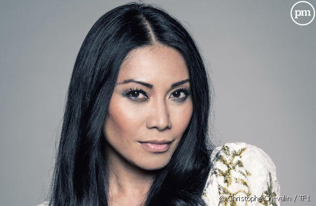 L'année médias vue par Anggun