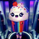 """Qui se cachait derrière le cupcake dans """"Mask Singer"""" ?"""