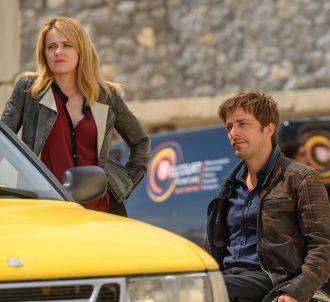Julie Delarme et Julien Baumgartner dans 'Caïn'