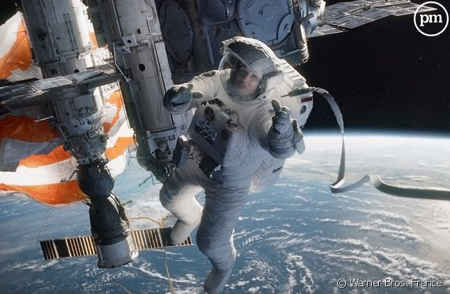 """Gravity"" sur TF1"