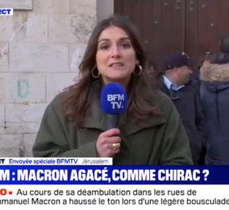 Agathe Lambret sur BFMTV