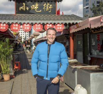 Stéphane Rotenberg, animateur de 'Pékin Express : Retour...