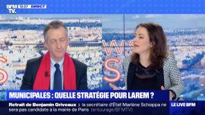 Affaire Griveaux : Christophe Barbier recadré à l'antenne par une élue LREM