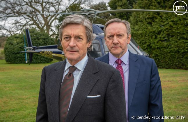 """Inspecteur Barnaby"" sur France 3"