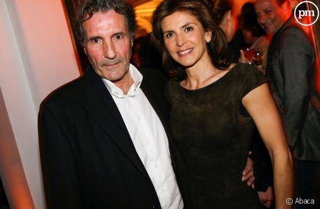 Jean-Jacques Bourdin et Anne Nivat