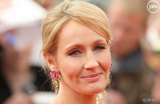 J.K Rowling a annoncé la fin des aventures d'Harry Potter