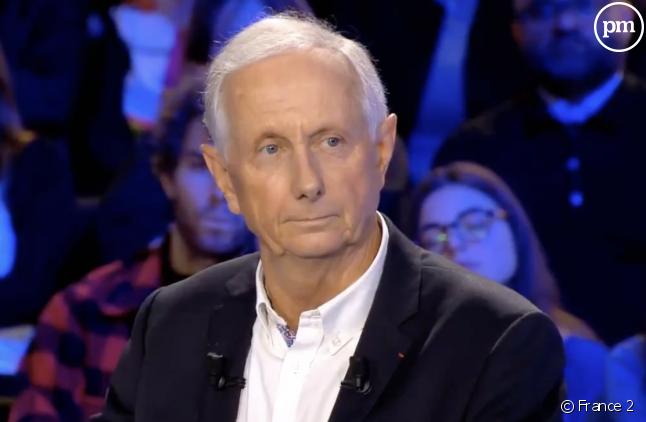 """Etienne Sesmat dans """"On n'est pas couché"""""""