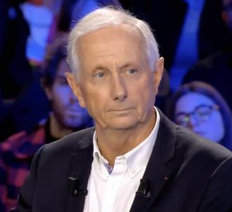 Etienne Sesmat dans 'On n'est pas couché'