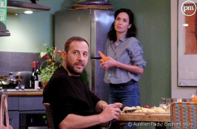 """Fred Testot et Amelle Chahbi dans """"J'ai 10 ans"""""""