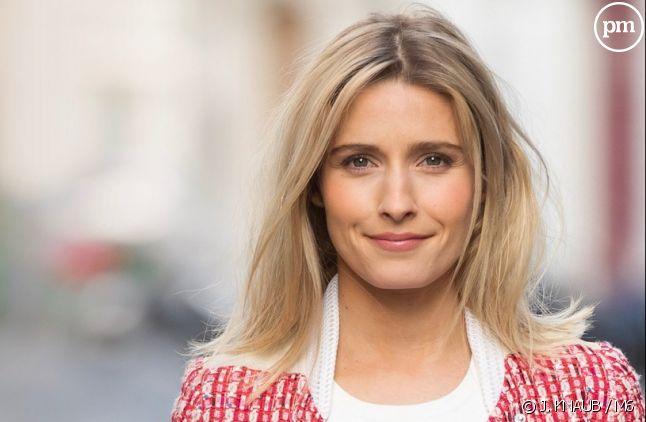 """Florence Trainar, présentatrice du """"19.45"""""""