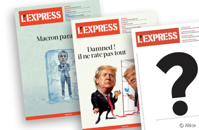 """""""L'Express"""" nouvelle formule"""