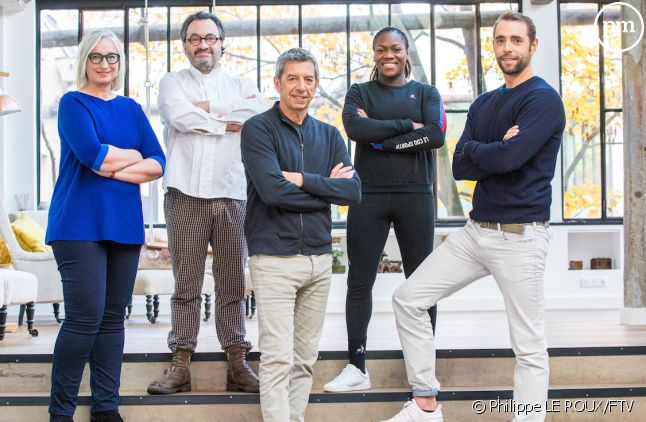 Michel Cymes et ses experts