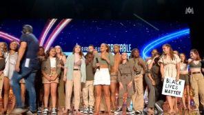 """""""La France a un incroyable talent"""" : Un numéro de danse dédié à George Floyd émeut le jury"""