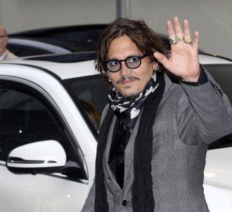 Johnny Depp dans 'Les animaux fantastiques 2'
