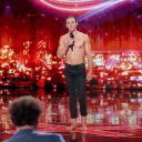 """Antony César, finaliste de la saison 15 de """"La France a un incroyable talent"""" sur M6."""