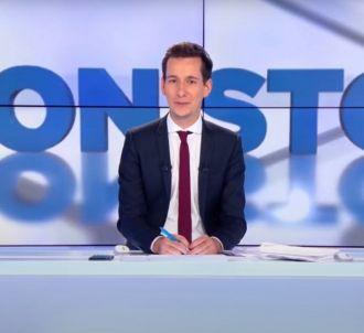 Le présentateur Loïc Besson dit au revoir aux...