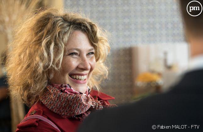 """""""Candice Renoir"""" sur France 2"""