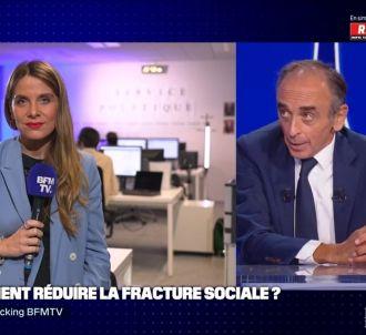 <p>Eric Zemmour flingue le 'fact-checking' de BFMTV  </p>