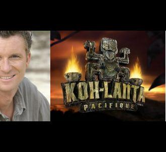 Denis Brogniart anime 'Koh Lanta'