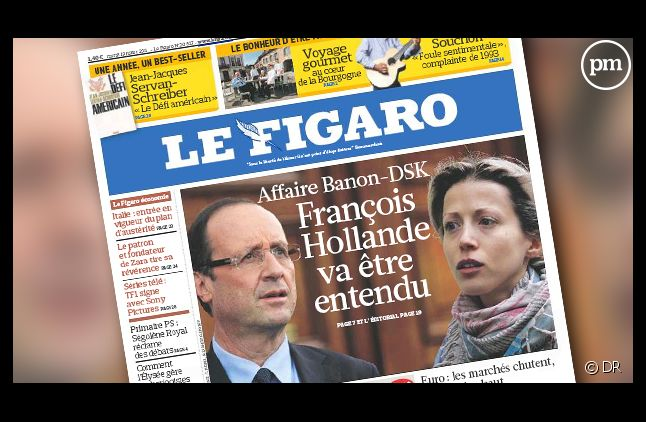 Le Figaro du 19 juillet 2011.