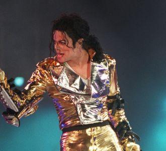 Michael Jackson en concert à Prague en 1996