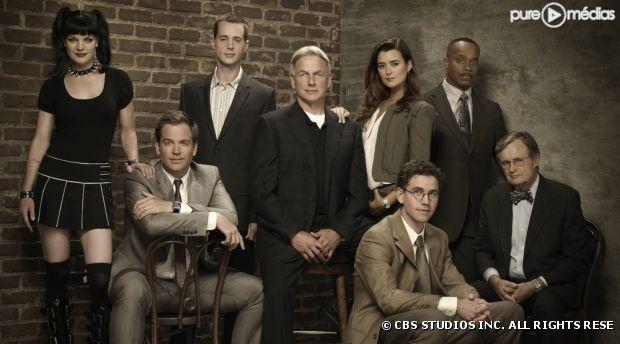 """Le cast de """"NCIS"""" saison 8"""