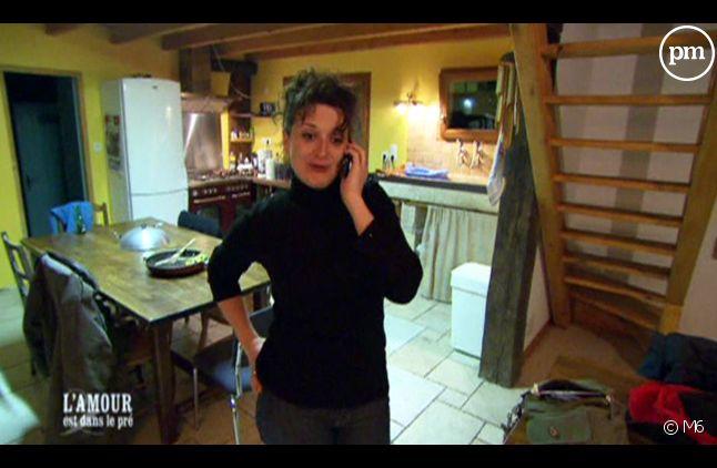 """Séverine annonce à sa famille sa participation à """"L'Amour est dans le Pré"""" !"""
