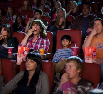 Adam Sandler dans le film 'Jack et Julie' (2011).
