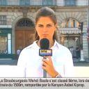 Une journaliste de BFMV TV en difficultés.