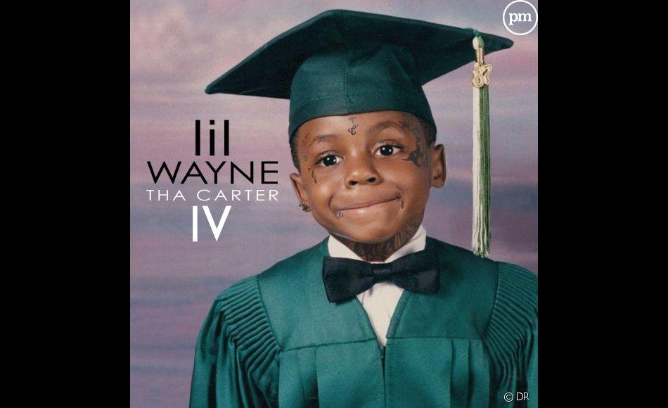 1. Lil Wayne - Tha Carter IV / 219.000 ventes (-77%)