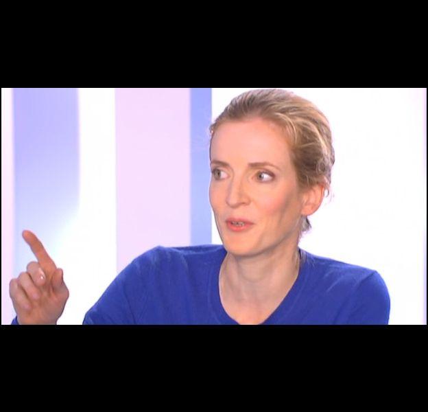 La ministre de l'écologie, invitée de Dimanche + le 18 septembre 2011 sur Canal +.