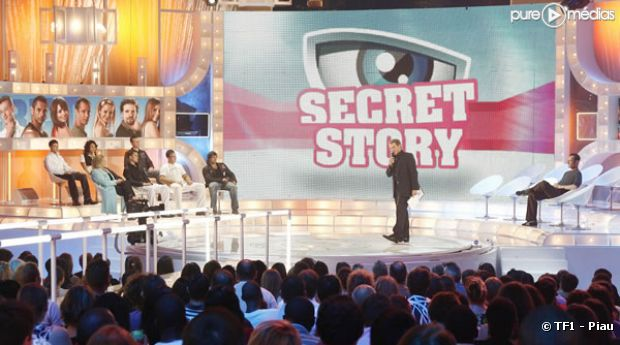 """Secret Story"" sur TF1"