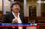 Zapping : Quand le super flic arrêté à Lyon était la star de Zone Interdite sur M6