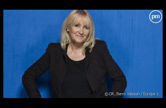 <div>Julie Leclerc, célèbre voix d'Europe 1</div>
