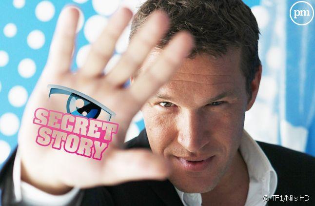 """Benjamin Castaldi présente """"Secret Story"""""""