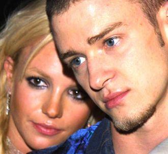 Justin Timberlake et Britney Spears, en 2001.