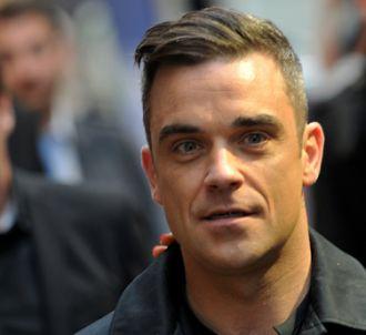 Robbie Williams, en 2011.
