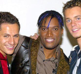 Le groupe Linkup, en 2003.
