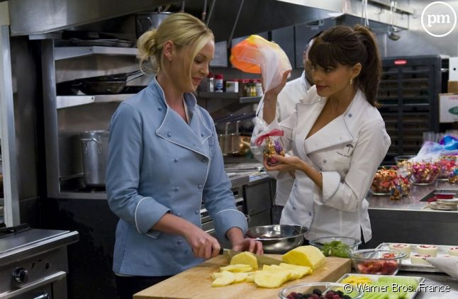 "Katherine Heigl et Sofia Vergara dans ""Happy New Year"""