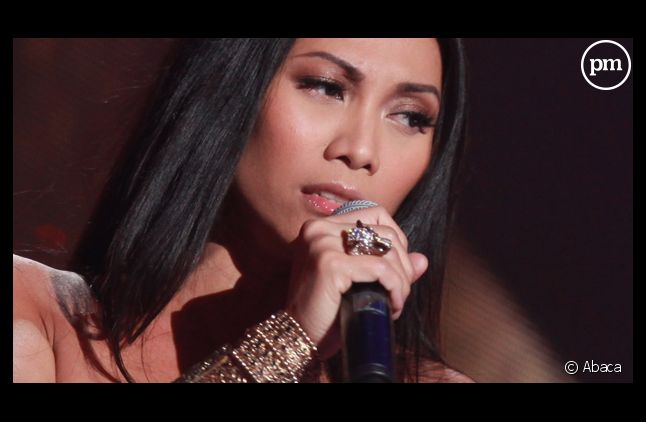 La chanteuse Anggun représentera la France à l'Eurovision en 2012.